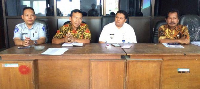 Sosialisasi pajak kendaraan bermotor dari kantor UPPD( samsat kab. Karanganyar )